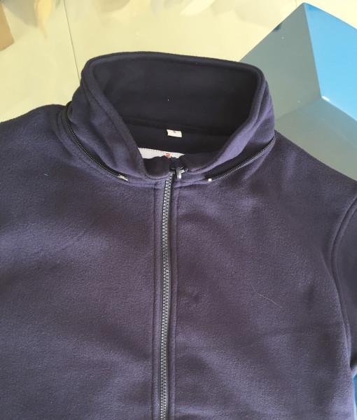 Detachable Fleece Hoodies - Hooded Sweatshirts