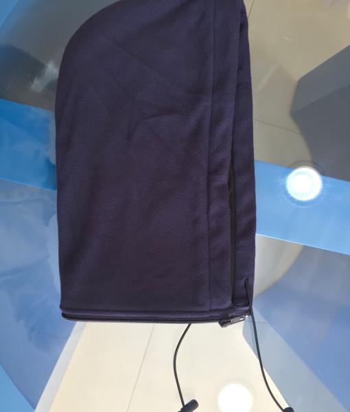Sweatshirt Hoody Fleece fabric poly cotton