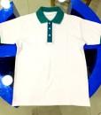 Cutom made Polo Shirt with logo printing in Dubai UAE