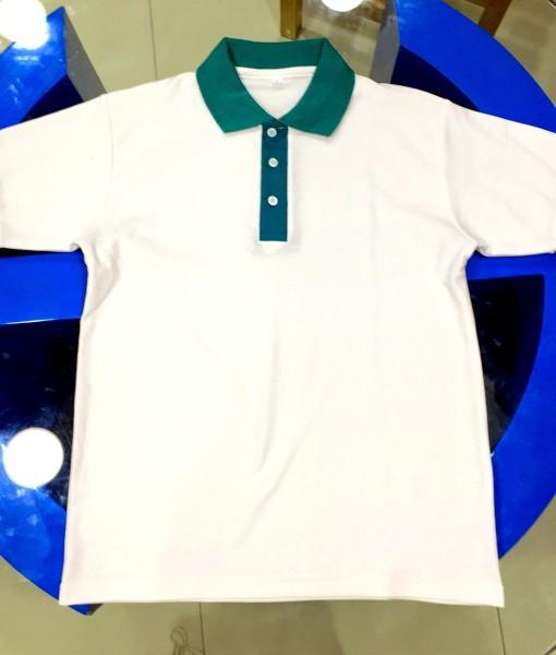 Cutom made Polo Shirt with logo printing