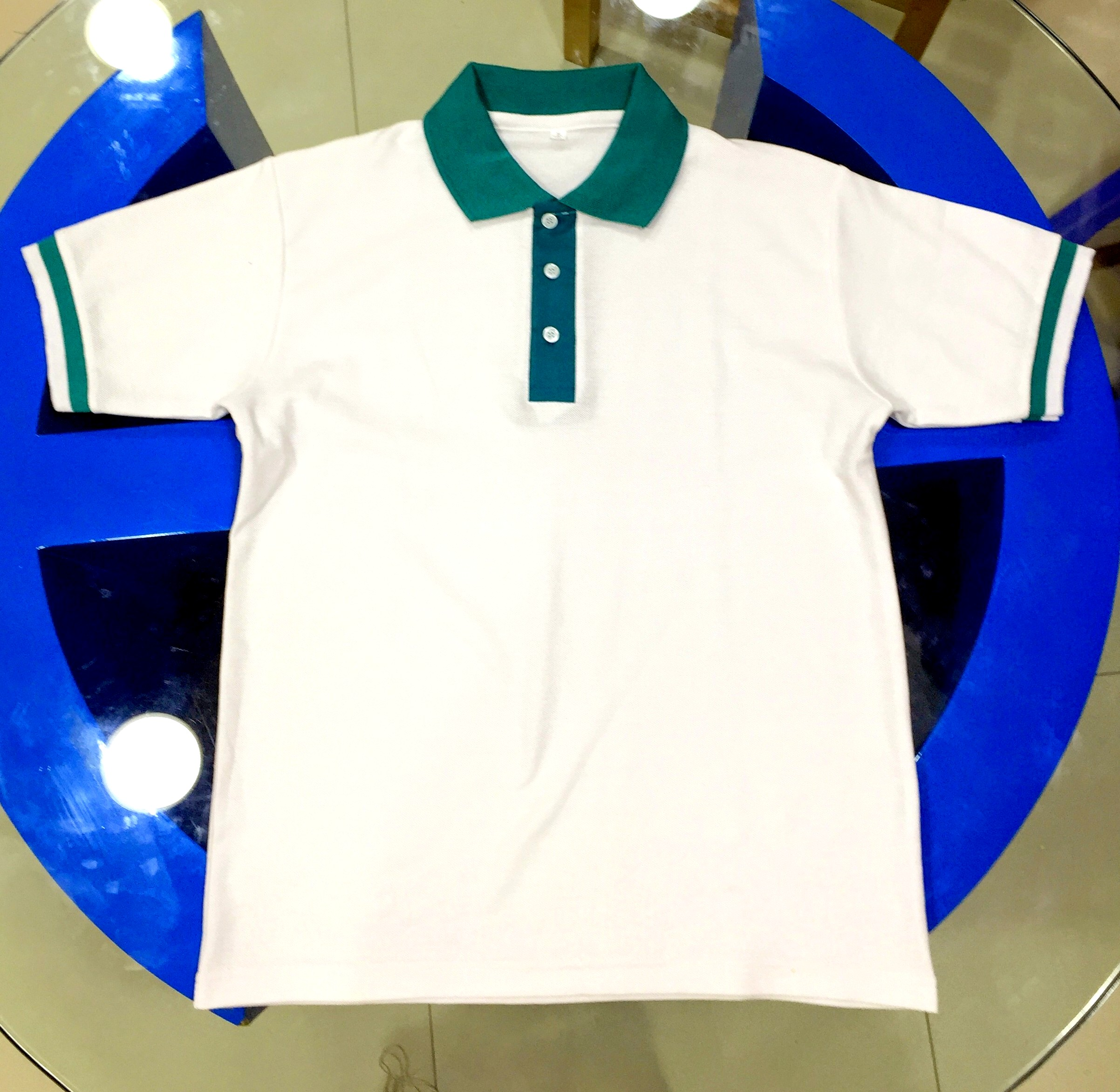Cutom made Polo Shirt with logo printing