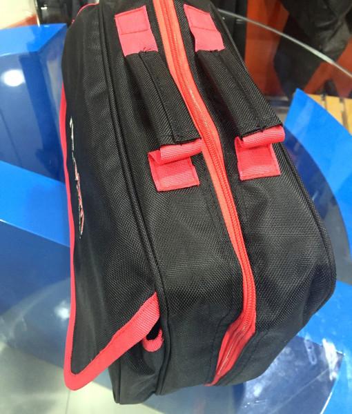 School Bag Black color design