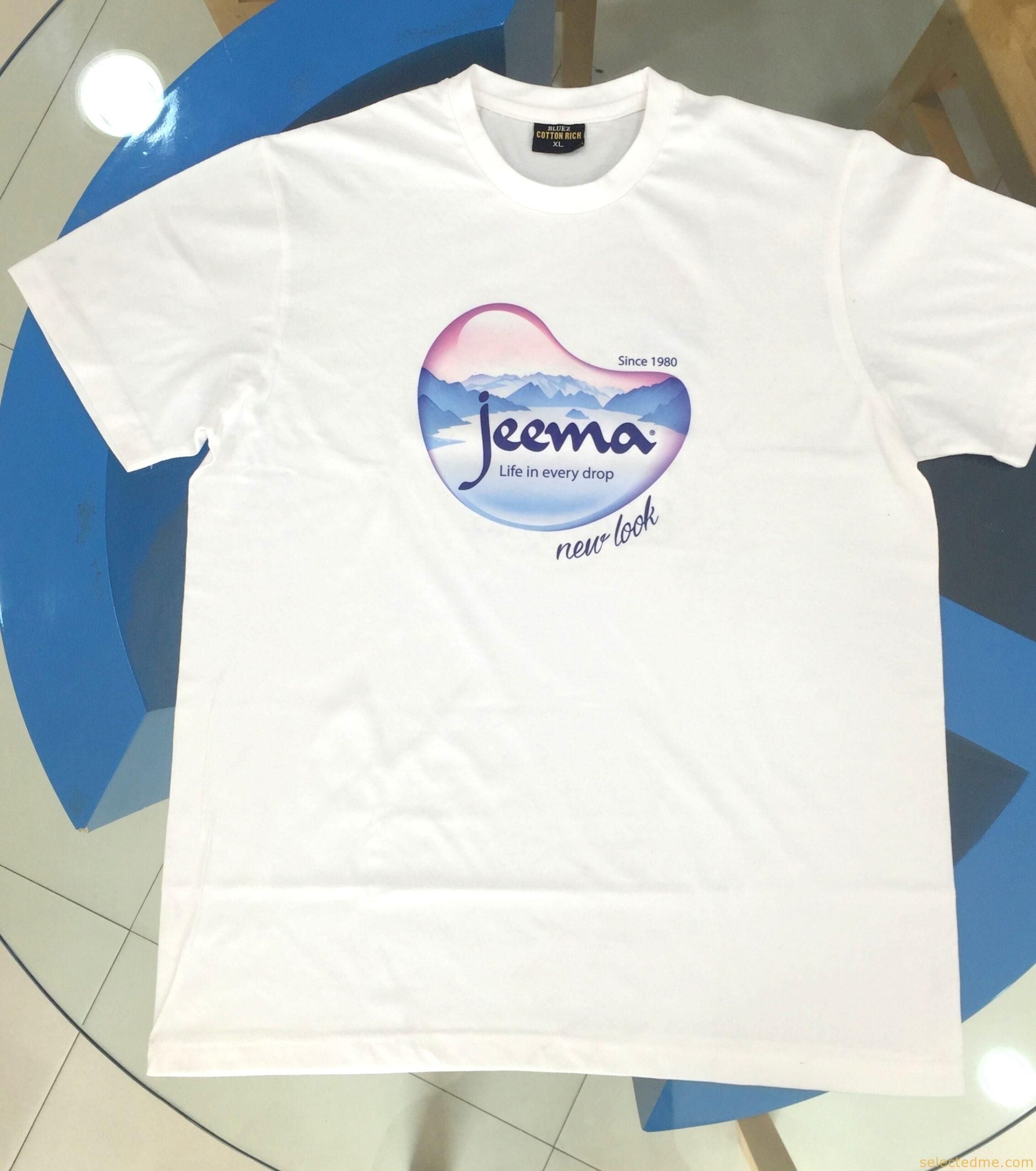 T-shirts printing Dubai - Personalized Tshirts with screen printing, sublimation printing in UAE