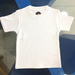 Readymade Children's T-shirts - Interlock T-shirt stock available for kids age 1 to 18