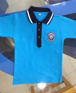 kindergarten school polo shirt