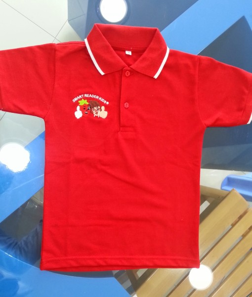 22 New School Uniform Logo Embroidery | Makaroka.com