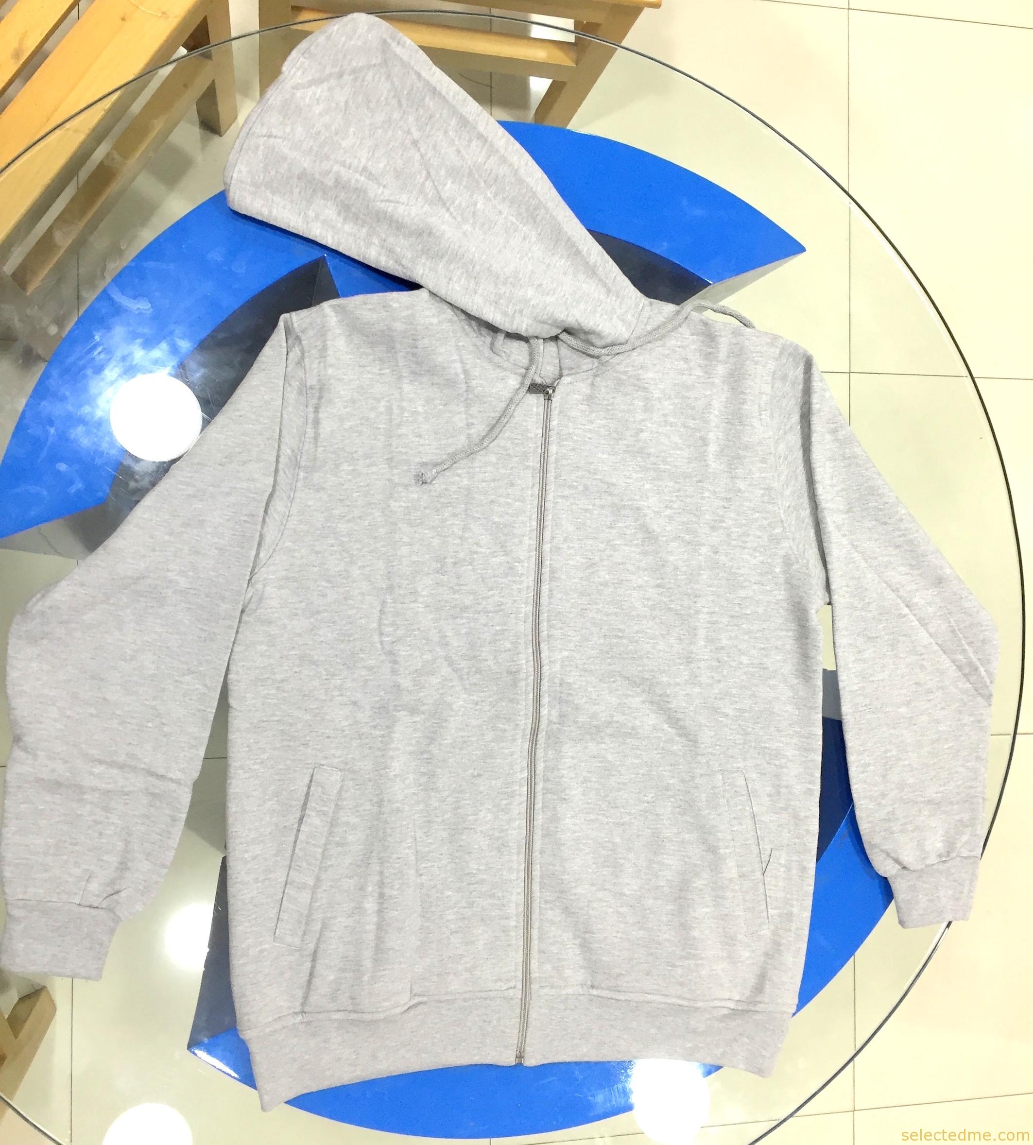 Sweatshirts & Hoodies winter wear fleece Jacket with printing Embrroidery in Dubai UAE for cheaper price