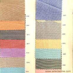 Fil a fil shirting fabric for shirts