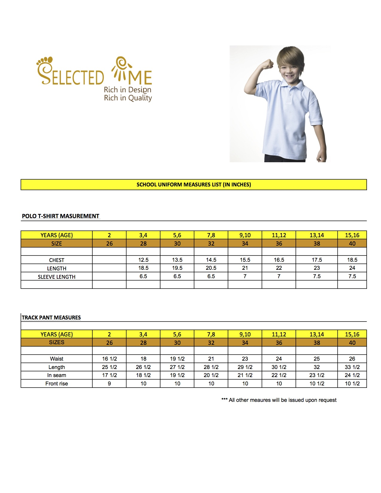 polo shirt size guide men women boys and girls. Black Bedroom Furniture Sets. Home Design Ideas