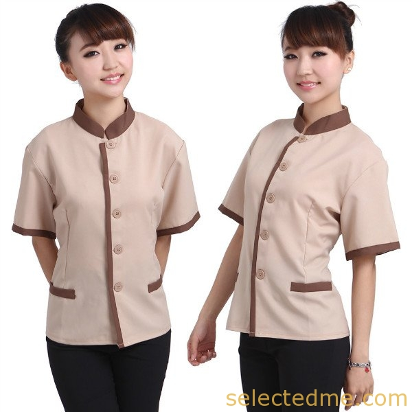 cleaning uniform shirt and trouser for women. Housekeeping uniforms