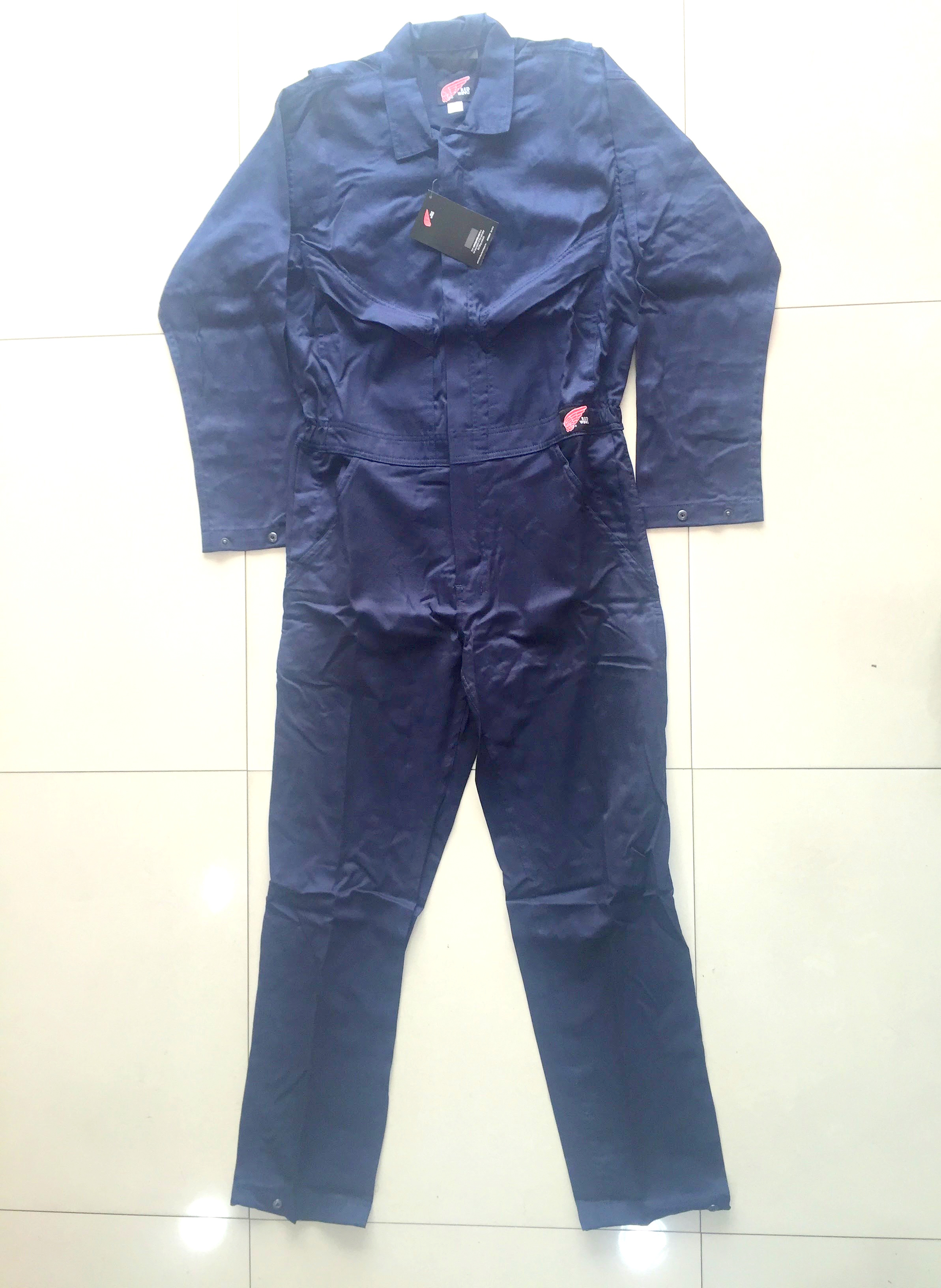 Branded Coveralls in Dubai UAE front side