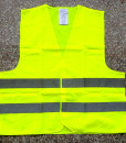 Safety Vests, Reflective safety vests in dubai UAE. Neon Green & Yellow colour