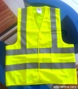 reflective safety vests with printing embroidery in Dubai UAE