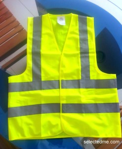 reflective safety vests with logo printing embroidery in Dubai UAE