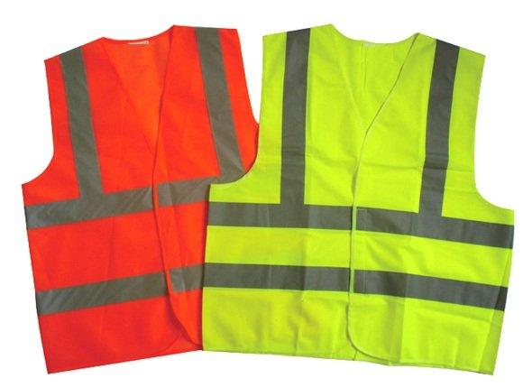 Safety Vests High Visibility Reflective Vest With Logo