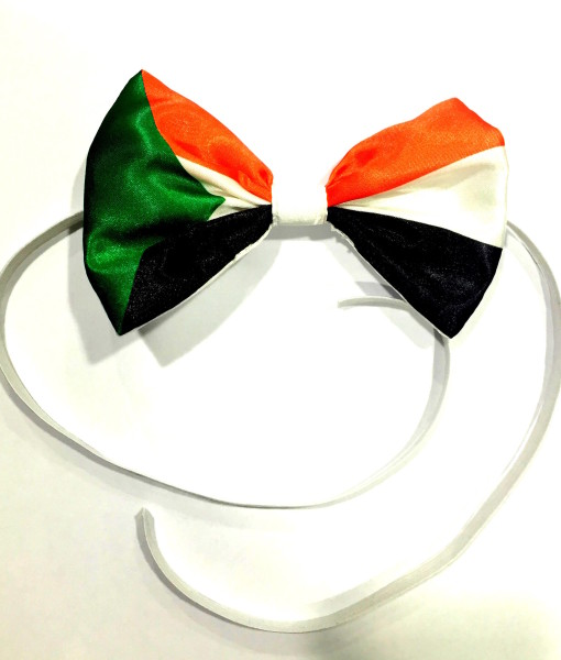 Country Flag bow ties UAE Flag design