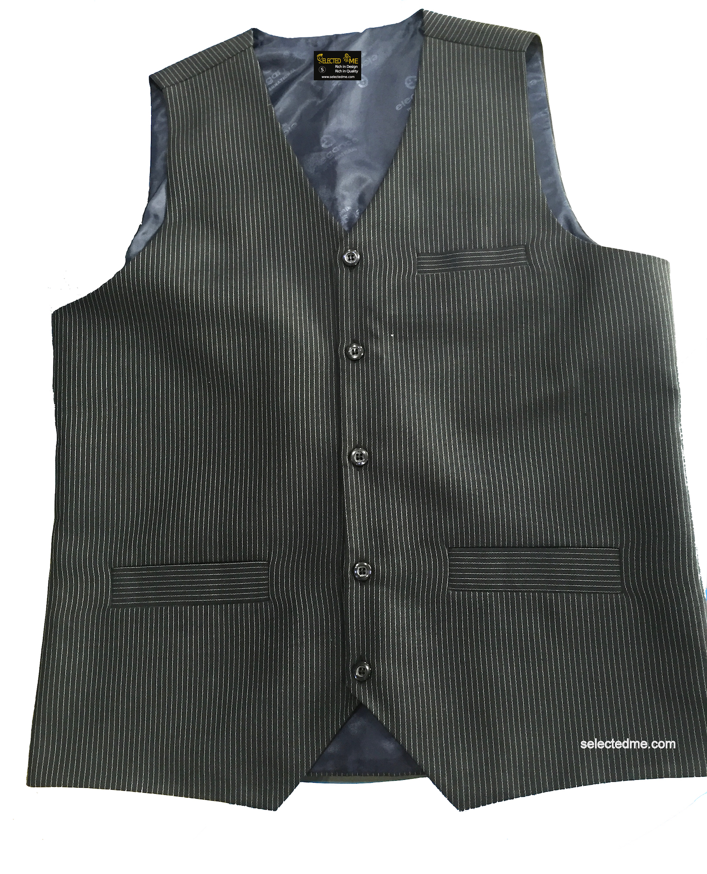 Men 39 s waistcoat uniform designs make custom waistcoats for Office uniform design 2016