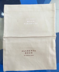 Pockets Pouches Give away Gift Bag with printing