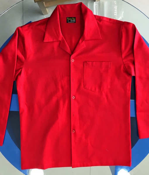 Safety shirt & Trouser set personalised