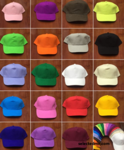 Baseball Cap Colours
