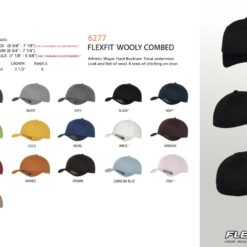 Flexfit® Caps - Full Elastic Closure 6277