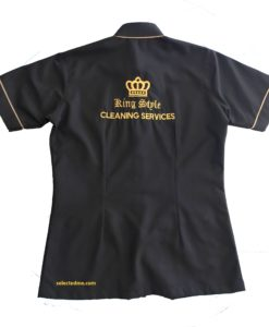 Cleaning Uniform Embroidery