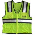Custom Safety vests - Personalized Reflective Jackets with pocket