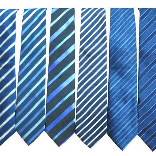 Men's Necktie - Personalized Corporate Neck Ties