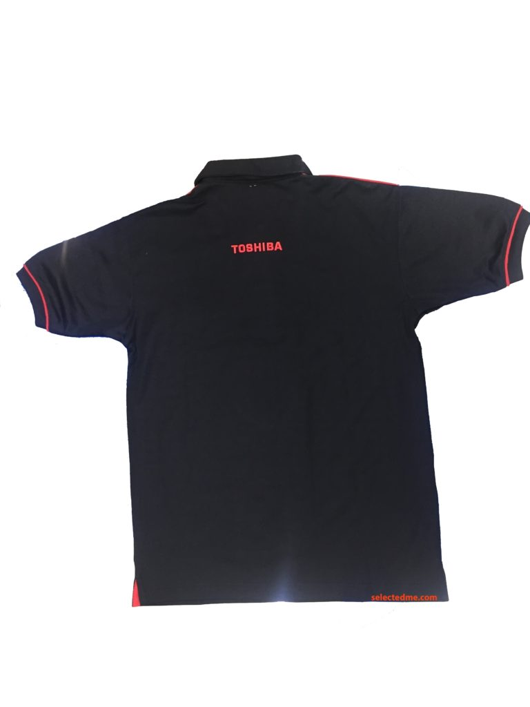 Drifit Polo T-shirt back