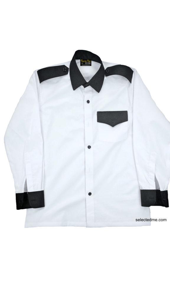 Driver Uniform Shirts Designer Shirts For Bus Driver