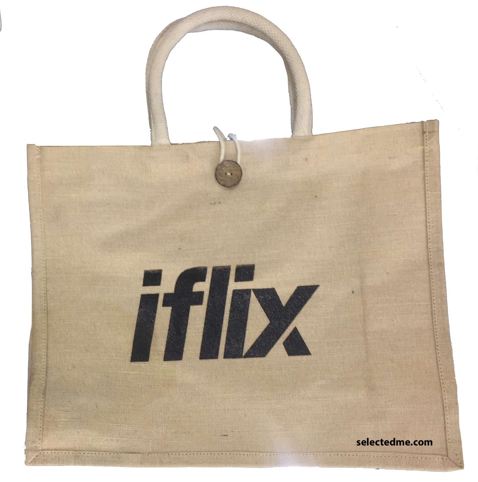 Eco Jute Bags - Buy Eco Friendly Jute Bags with Printing