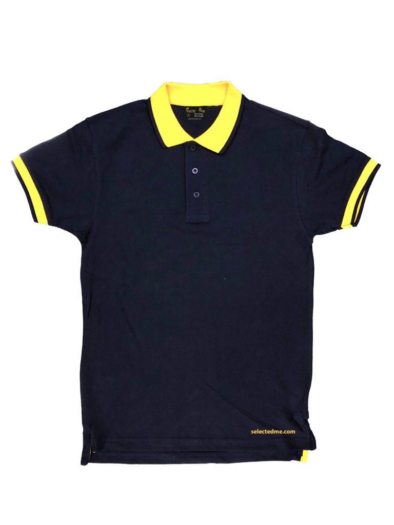 Elastane Polo Shirts Lycra Elastane Polo T Shirt High