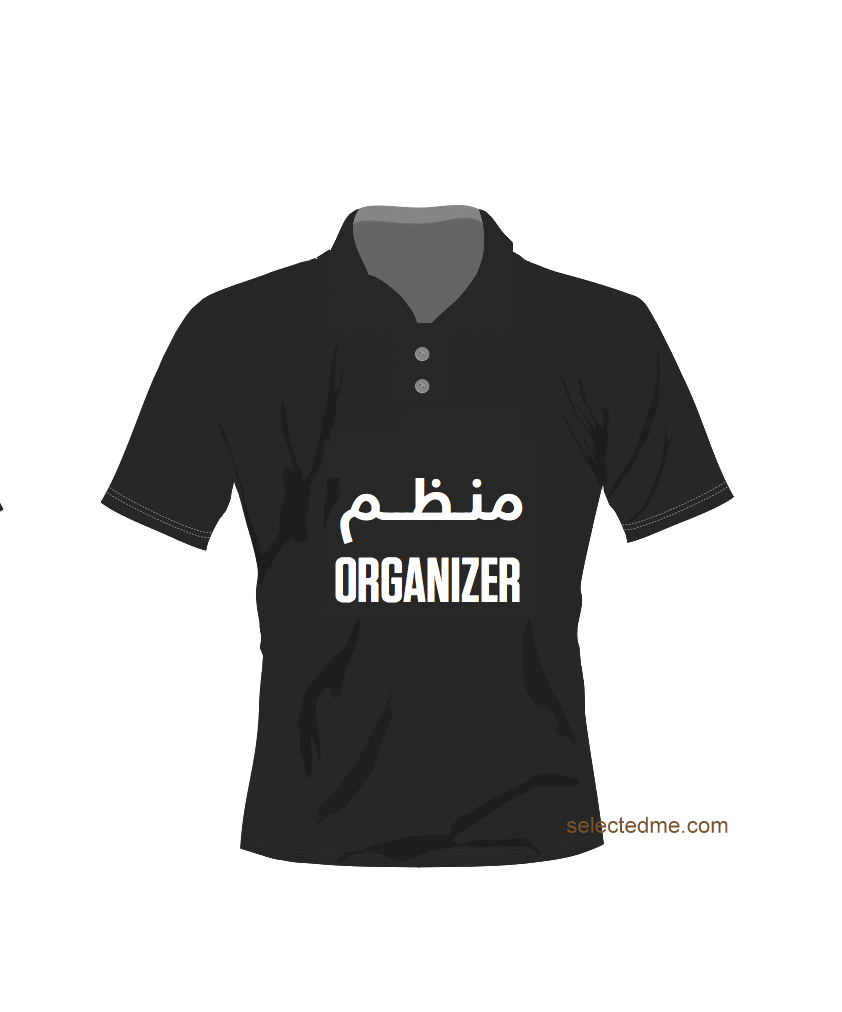 Event Organizer T-shirts in Dubai UAE