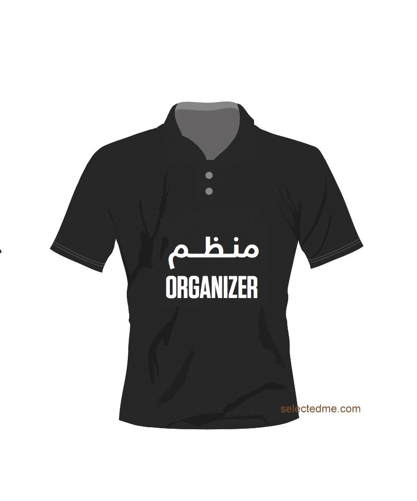 Event Organizer T-shirts in Dubai UAE