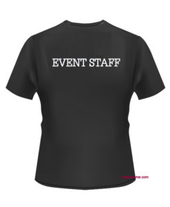 Event Staff T-shirts