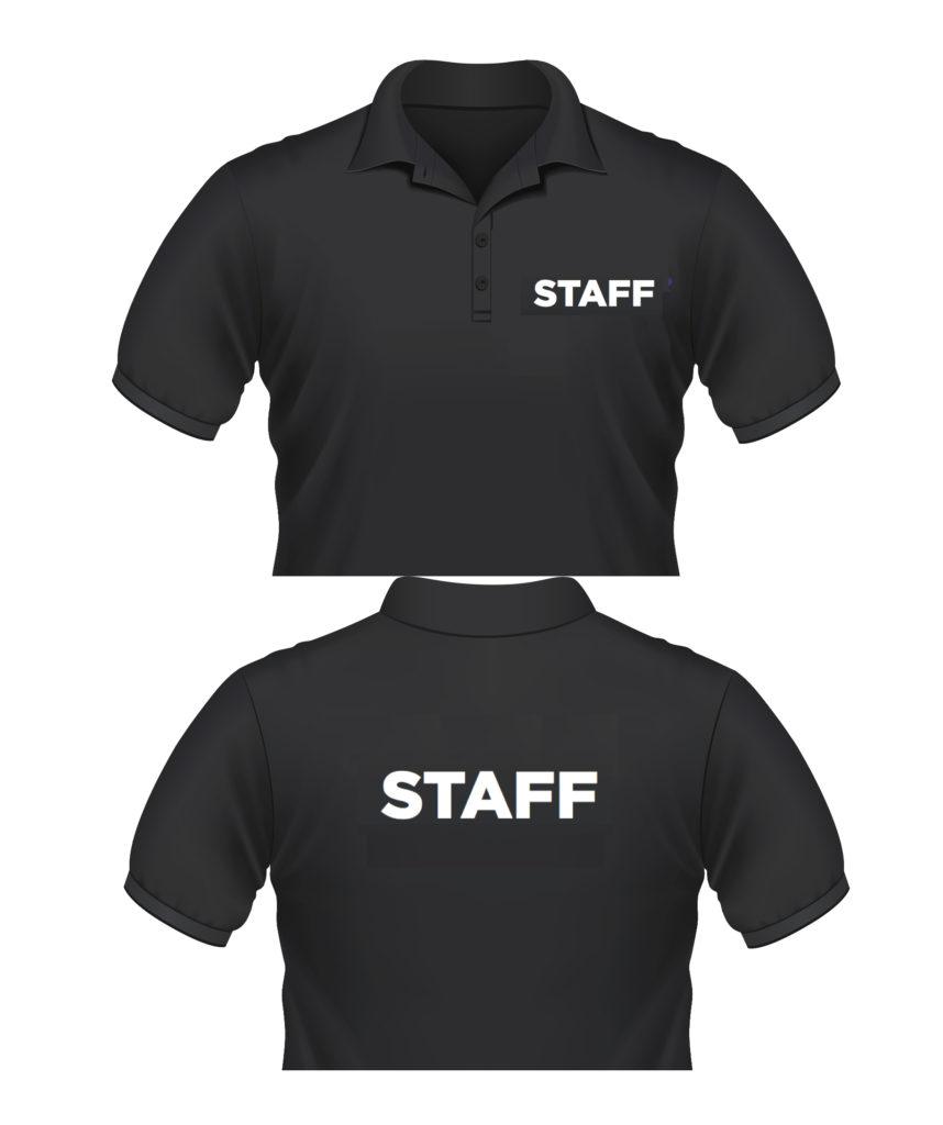 event staff t