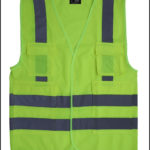 Executive Safety vests - Reflective vest with pockets