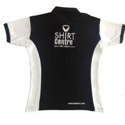 Fashion Polo - Stylish Polo Shirts for Men - Backside View