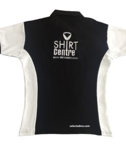 Fashion Polo - Stylish Polo Shirts for Men - Backside View