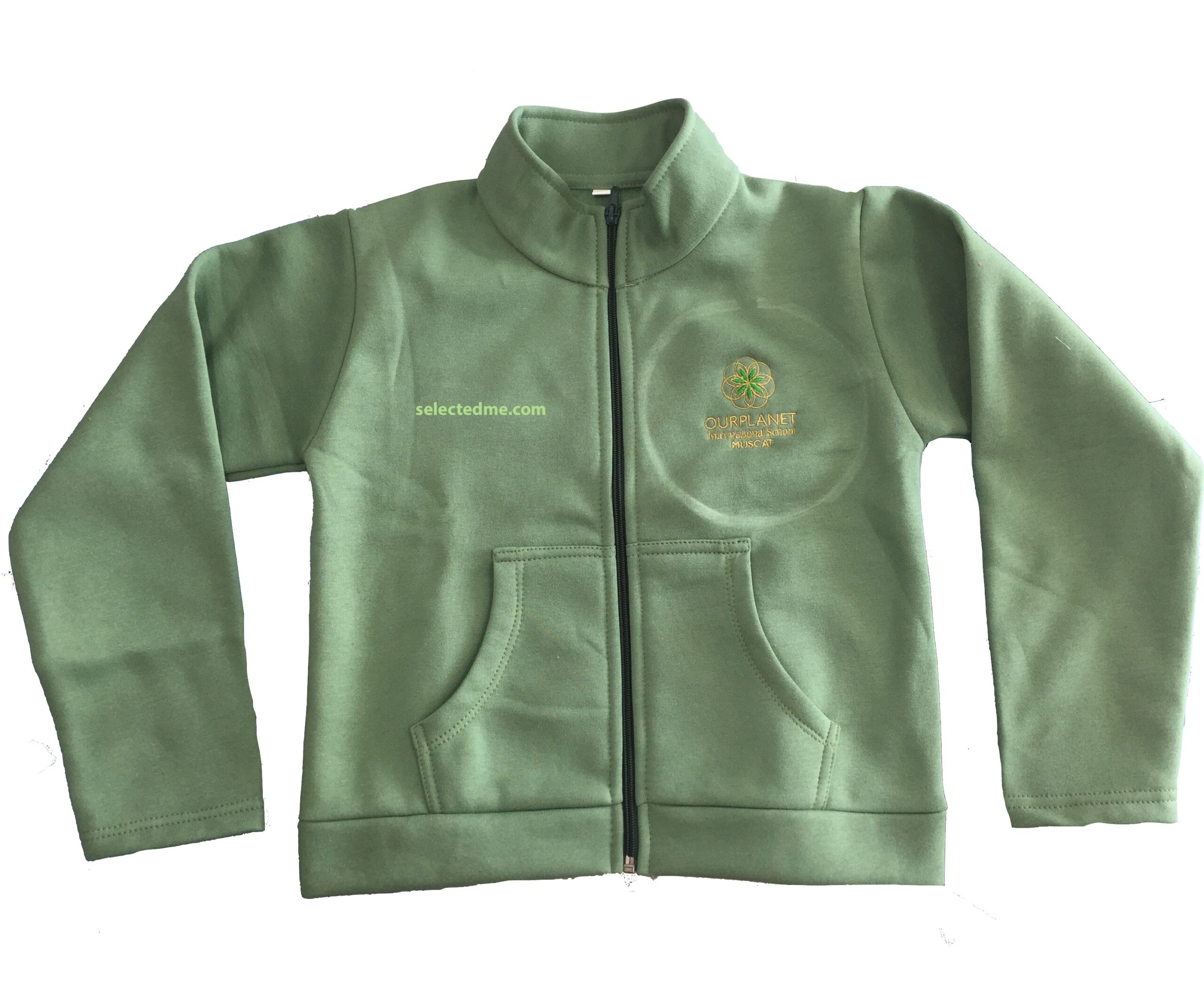 Fleece Jackets - Custom Made Fleece Jacket for Adult & School Children
