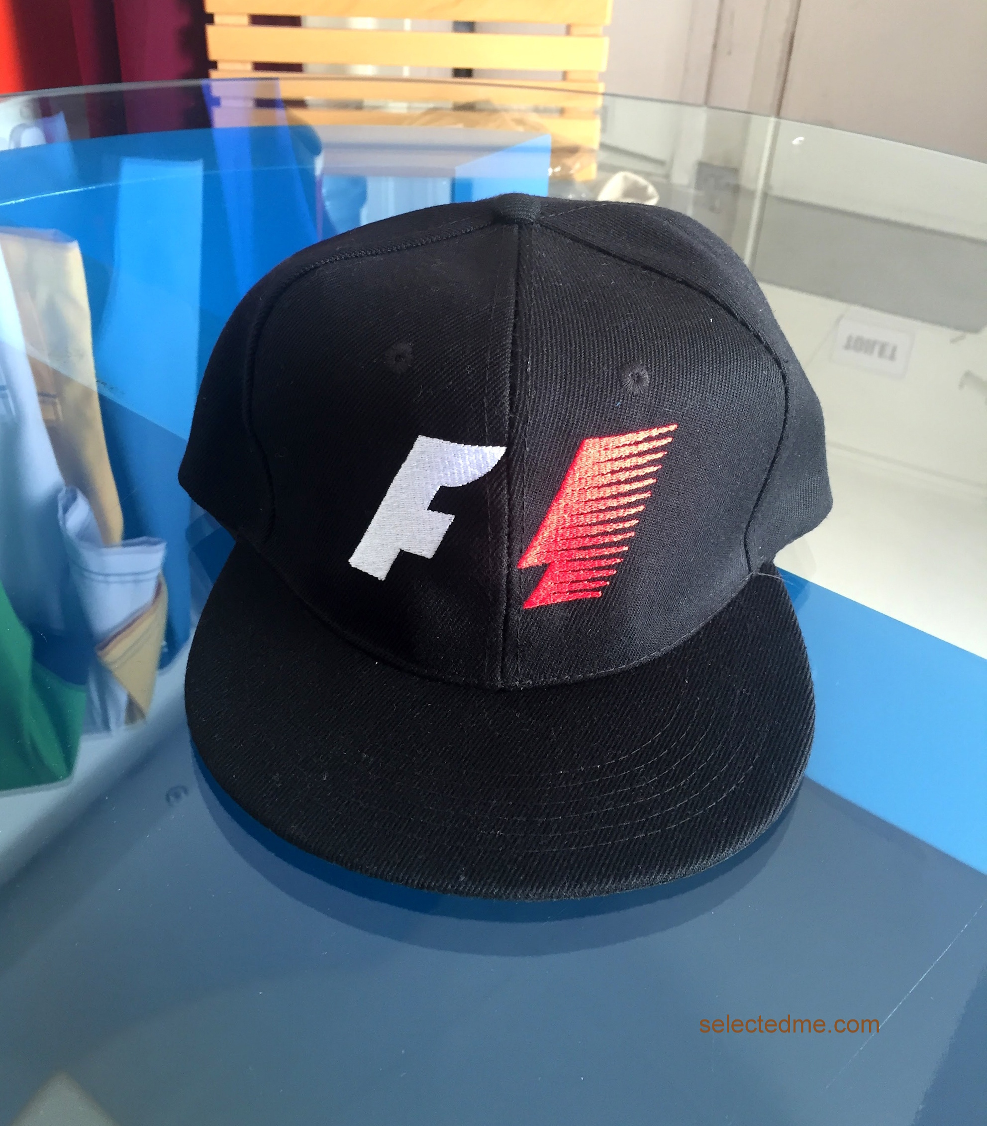 Formula 1 Snapback Caps Abudhabi