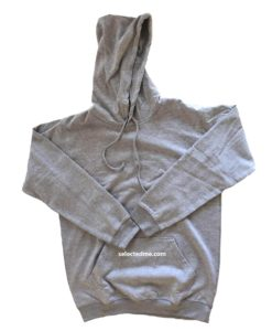 Grey Fleece Jacket - Hoodie Red Fleece Jackets