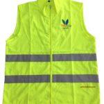Personalized Safety Jackets - Personalized Reflective Jackets