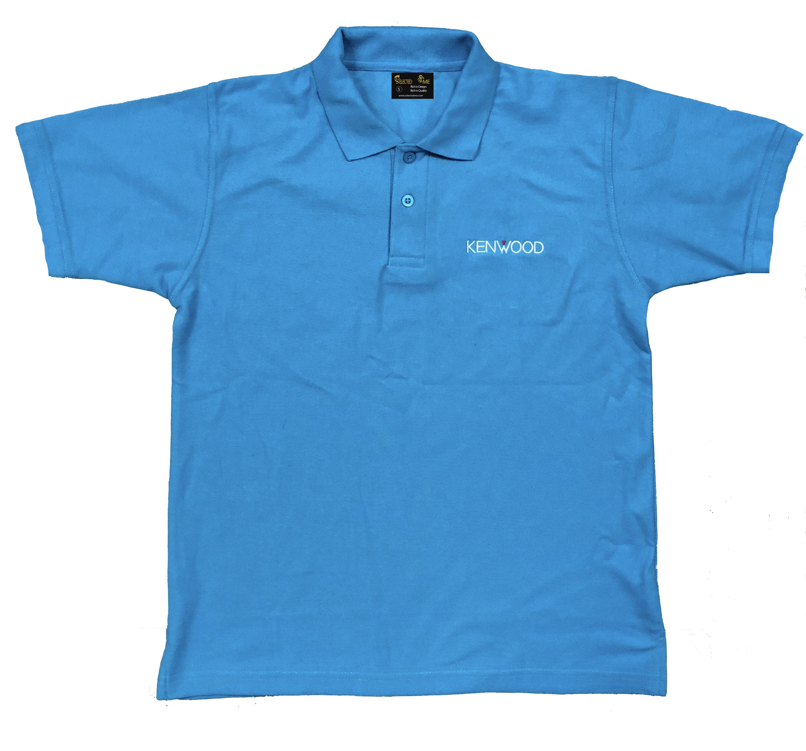 Polo T-shirt Honey Comb