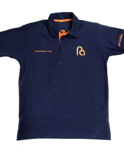 SelectedME Sports Dri-FIT Polo T-shirts