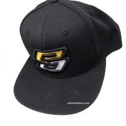 Snapback Original - Snap Back Caps Flat Brim with 3D Embroidery