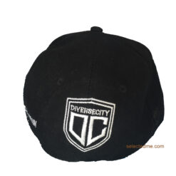 Snapback backside embroidery for wholesale