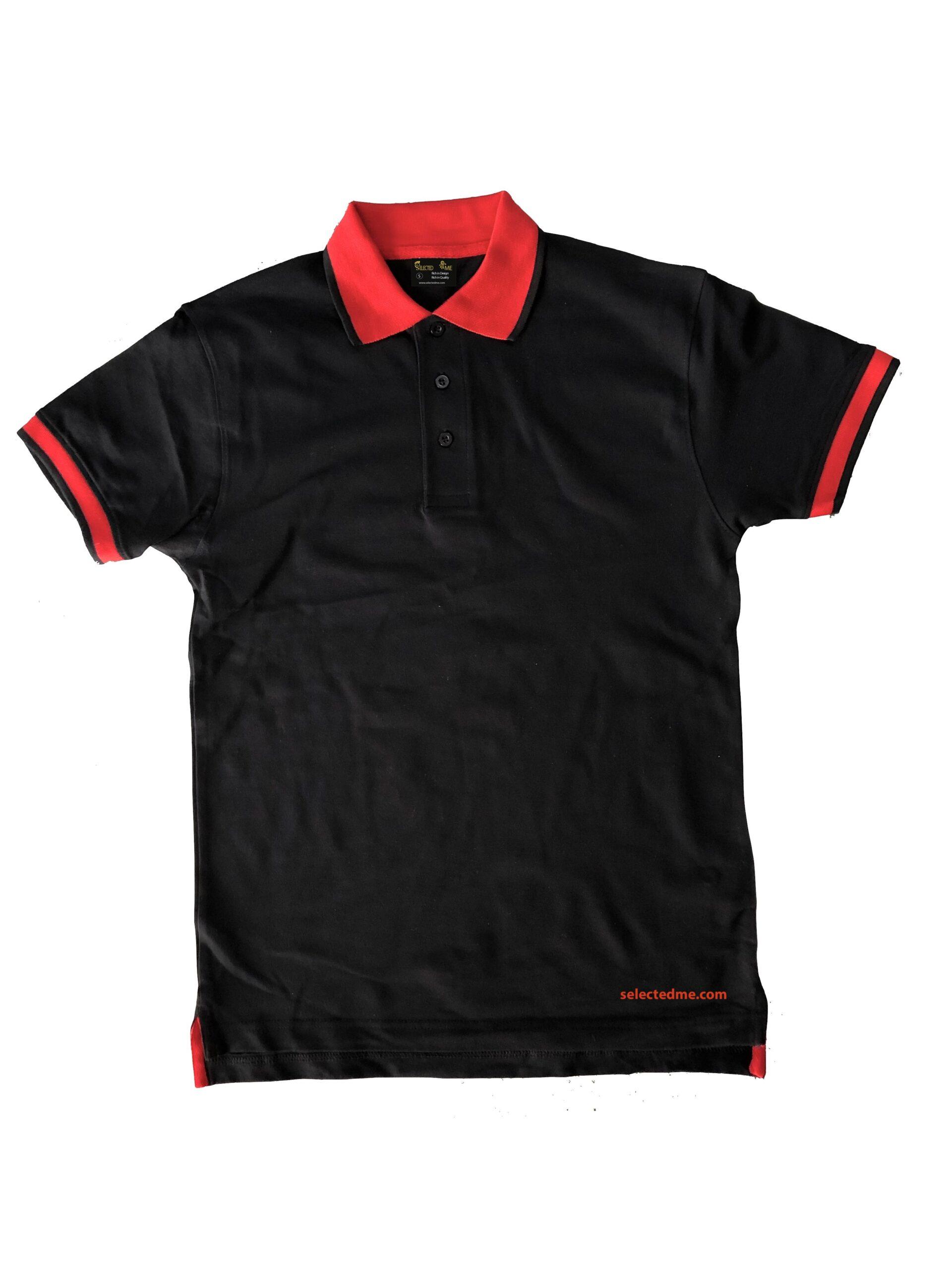 Spandex Polo Shirts - Lycra Elastane Polo T-shirt High Quality