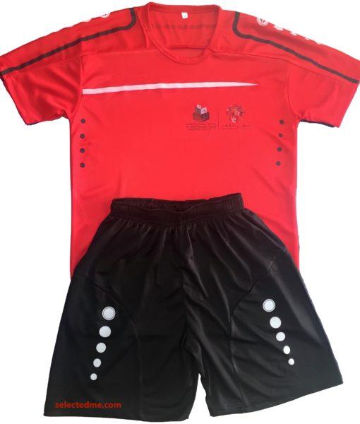 Sports T-shirts Tops & Bottom shorts custom made in Dubai UAE