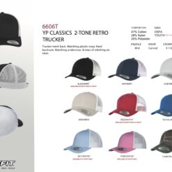 Trucker Baseball Caps - Premium Trucker 2 tone Truckers